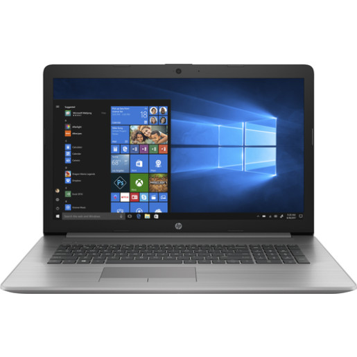 HP 470 G7 Gri Notebook 43,9 cm (17.3) 1920 x 1080 Pixel 10th gen Intel Core i7 8 Giga Bites DDR4-SDRAM 512 Giga Bites SSD AMD Radeon 530 Wi-Fi 6 (802.11ax) Windows 10 Pro
