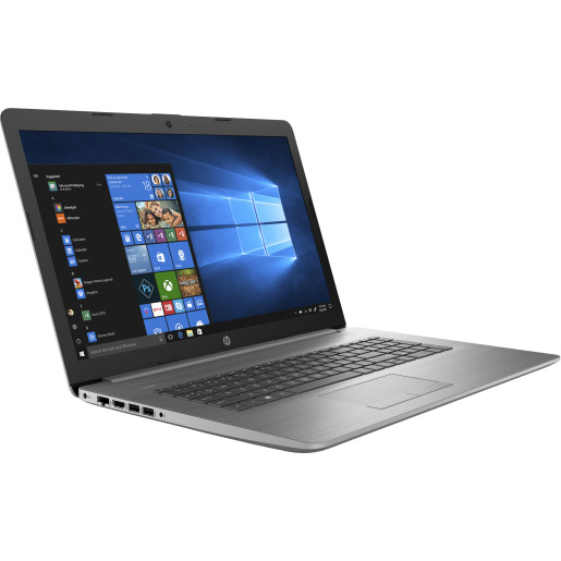 HP 470 G7 Gri Notebook 43,9 cm (17.3) 1920 x 1080 Pixel 10th gen Intel Core i5 8 Giga Bites DDR4-SDRAM 256 Giga Bites SSD AMD Radeon 530 Wi-Fi 5 (802.11ac) Windows 10 Pro