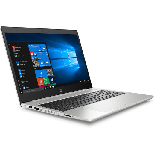HP ProBook 450 G7 Argint Notebook 39,6 cm (15.6) 1920 x 1080 Pixel 10th gen Intel Core i7 8 Giga Bites DDR4-SDRAM 256 Giga Bites SSD Wi-Fi 6 (802.11ax) Windows 10 Pro