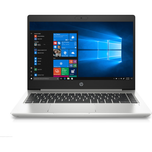 HP ProBook 440 G7 Argint Notebook 35,6 cm (14) 1920 x 1080 Pixel 10th gen Intel Core i5 8 Giga Bites DDR4-SDRAM 256 Giga Bites SSD Wi-Fi 5 (802.11ac) Windows 10 Pro