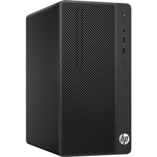 Desktop HP 290 G3 MT, Intel Core i3-9100, RAM 8GB, SSD 256GB, Intel UHD Graphics 630, Windows 10 Pro