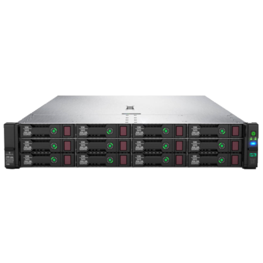 Server Rack HPE ProLiant DL385 Gen10 7262 3.2GHz 8-core 1P 16GB-R 12LFF 800W RPS