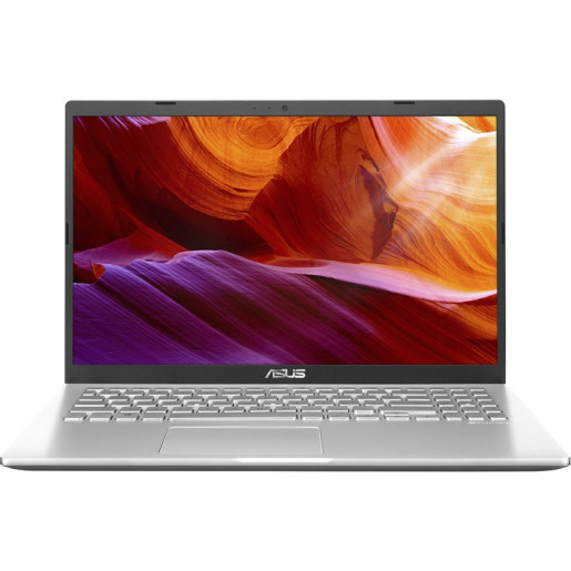Laptop ASUS 15.6'' X509FA, FHD, Procesor Intel® Core™ i7-8565U (8M Cache, up to 4.60 GHz), 8GB DDR4, 512GB SSD, GMA UHD 620, Endless OS, Silver