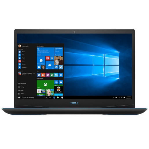 Laptop DELL Gaming 15.6'' G3 3590, FHD 144Hz, Procesor Intel® Core™ i7-9750H (12M Cache, up to 4.50 GHz), 8GB DDR4, 512GB SSD, GeForce GTX 1660 Ti 6GB, Win 10 Home, Black, 3Yr CIS