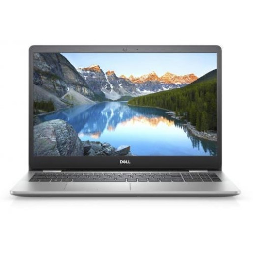 Laptop Dell Inspiron 5593, Intel Core i3-1005G1, 15.6inch, RAM 4GB, SSD 256GB, Intel UHD Graphics, Windows 10, Platinum Silver