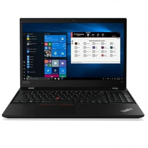 Laptop Lenovo ThinkPad P53s, Intel Core i7-8665U, 15.6inch, RAM 16GB, SSD 512GB, nVidia Quadro P520 2GB, Windows 10 Pro, Black
