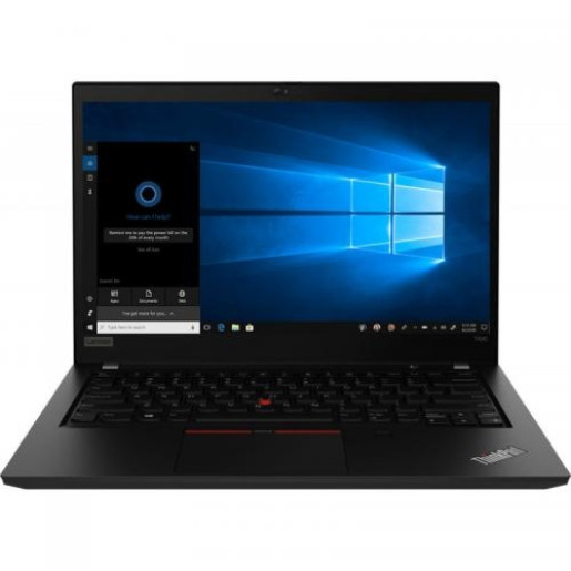 Laptop Lenovo ThinkPad T490, Intel Core i5-8265U, 14inch Touch, RAM 8GB, SSD 512GB, Intel UHD Graphics 620, Windows 10 Pro, Black