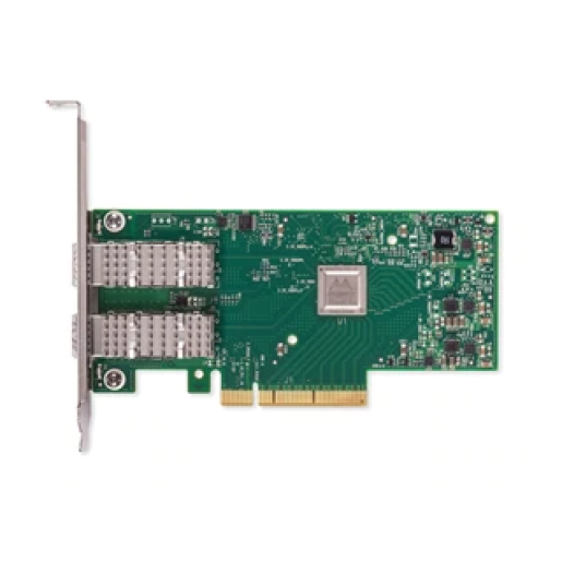 Placa de retea Mellanox ConnectX-4 Lx Dual Port 25GbE DA/SFP Network Adapter, Low Profile, Customer Install, 14G