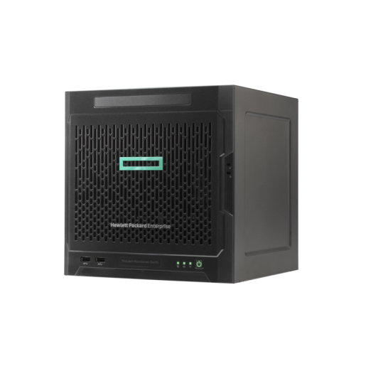 Server Tower HPE ProLiant MicroServer Gen10 X3216 1P 8GB-U 4LFF NHP SATA 200W PS