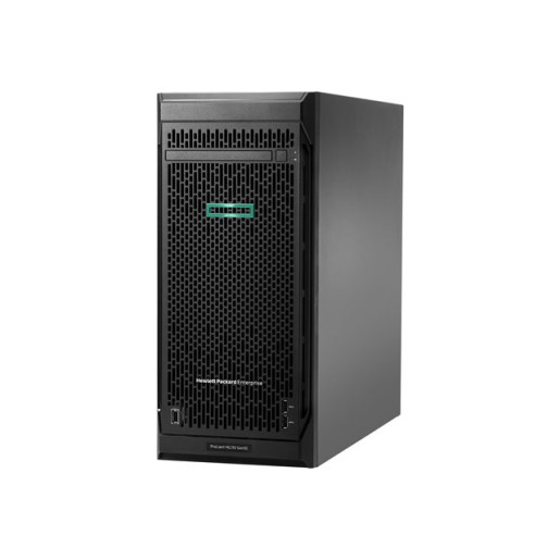 Server TowerHPE ProLiant ML110 Gen10 Intel Xeon-B 3106 16GB RDIMM S100i 550W Non Hot Plug 4 LFF