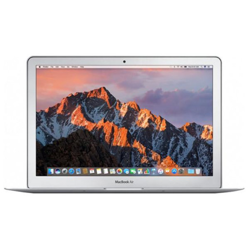 Laptop Apple MacBook Air 13, Intel Core i5-5350U, 13.3inch, RAM 8GB, SSD 128GB, Intel HD Graphics 6000, Mac OS Sierra, Silver