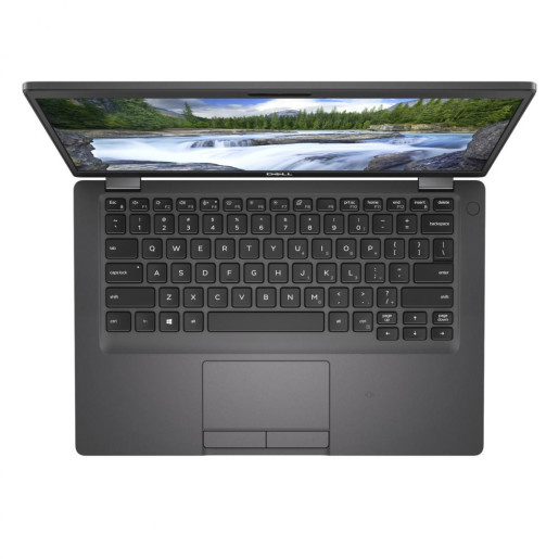 Laptop Dell Latitude 5401, Intel Core i7-9850H, 14inch, RAM 16GB, SSD 512GB, nVidia GeForce MX150 2GB, Linux, Grey