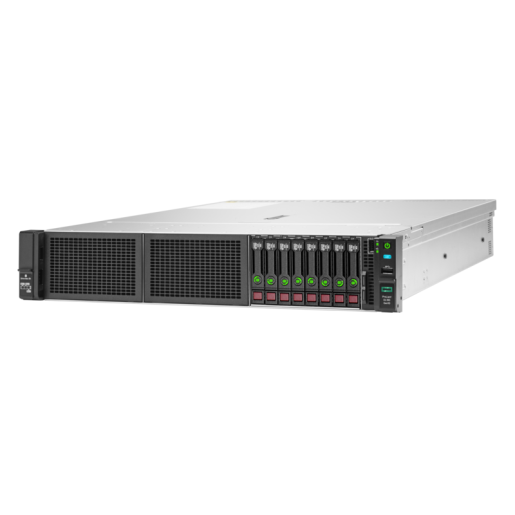 Server Rack HPE ProLiant DL180 Gen10 Intel Xeon Silver 4208 16GB RDIMM S100i 8SFF 1x500W 3Y NBD