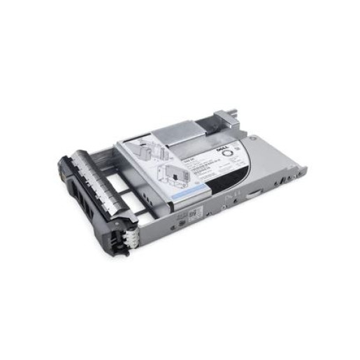 SSD Dell 960GB SAS Mix Use MLC 12Gbps 2.5in Hot-plug Drive, 3.5in HYB CARR, PX04SV, Cus Kit, 13G, T14G