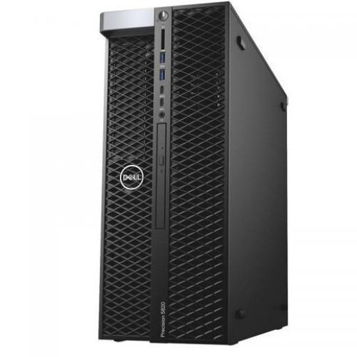 Workstation Dell Precision 5820 Tower, Intel Core i7-9800X, RAM 16GB, SSD 512GB, nVidia Quadro P4000 8GB, Linux
