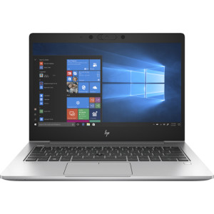 HP EliteBook 830 G6 Argint Notebook 33,8 cm (13.3) 1920 x 1080 Pixel Intel Core i7 generatia a 8a 16 Giga Bites DDR4-SDRAM 512 Giga Bites SSD Wi-Fi 6 (802.11ax) Windows 10 Pro