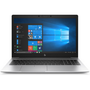 HP EliteBook 850 G6 Argint Notebook 39,6 cm (15.6) 1920 x 1080 Pixel Intel Core i7 generatia a 8a 16 Giga Bites DDR4-SDRAM 512 Giga Bites SSD Wi-Fi 6 (802.11ax) Windows 10 Pro