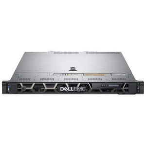 Server Rack DellEMC PowerEdge R440 Intel Xeon Silver 4110 2.1GHz 16GB RDIMM 600GB H730P 2x550W