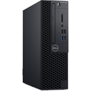 Desktop Dell Optiplex 3070 SFF, Intel Core i3-9100, RAM 8GB, SSD 256GB, Intel UHD Graphics 630, Linux