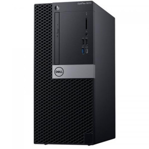 Desktop Dell OptiPlex 5070 MT, Intel Core i7-9700, RAM 16GB, SSD 256GB, Intel UHD Graphics 630, Windows 10 Pro