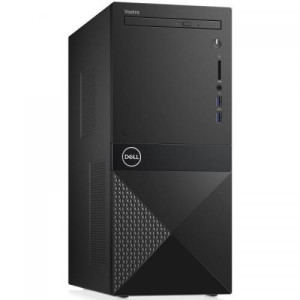 Desktop Dell Vostro 3670 MT, Intel Core i5-8400, RAM 4GB, HDD 1TB, Intel UHD Graphics 630, Windows 10 Pro