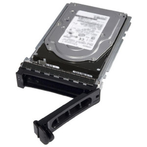 Hdd Dell 300GB 10K RPM SAS 12Gbps 2.5in Hot-plug Hard Drive,3.5in HYB CARR,CusKit, 13G