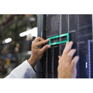 HPE ML Gen10 Tower to Rack Conversion Kit with Sliding Rail Rack Shelf and Cable Management Arm 874578-B21