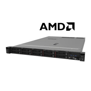 Server Lenovo Rack Server SR635 AMD EPYC 7302 16C 155W 3.0GHz 155W,  1x32GB 2Rx4, 9x5 NBD, 3 ani