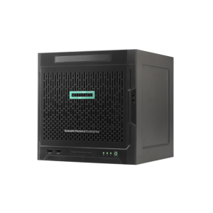 Server Tower HPE ProLiant MicroServer Gen10 X3418 1P 8GB-U 4LFF NHP 200W PS