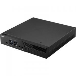 Mini PC ASUS UltraSlim PB40-BC063MC, Intel Celeron Dual Core N4000, RAM 4GB, eMMC 64GB, Intel UHD Graphics 600, No OS