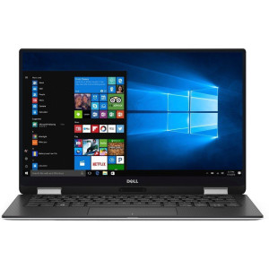 Laptop Ultrabook DELL New XPS 13 (9380), Intel Core i7-8565U, 13.3inch Touch, RAM 16GB, SSD 512GB, Intel UHD Graphics 620, Windows 10 Pro, Silve