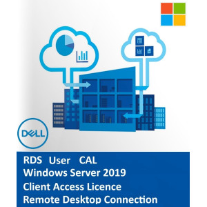 Dell Windows Server 2019 RDS CAL 5 User