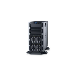 Server Tower DellEMC PowerEdge T330 Intel Xeon E3-1220V6 3GHz 16GB UDIMM 1TB SATA H330 1x495W