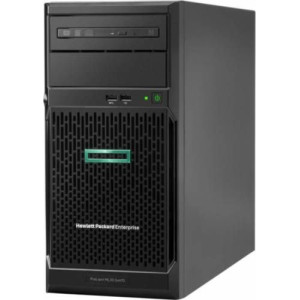Server Tower HPE ProLiant ML30 Gen10 Intel Xeon E-2124 3.3 GHz 8GB UDIMM S100i LFF Non Hot Plug