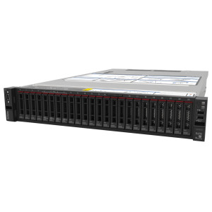Server Lenovo SR650 Xeon Silver 4210R 2.4 GHz,  32GB RAM, 930-8i 2GB Flash PCIe 12Gb Adapter, 2 x 750W
