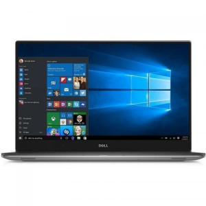 Ultrabook DELL New XPS 15 (9570), Intel Core i7-8750H, 15.6inch, RAM 8GB, SSD 256GB, nVidia GeForce GTX 1050 Ti 4GB, Windows 10 Pro, Silver