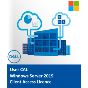 Dell Windows Server 2019 CAL 5 User
