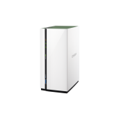 QNAP NAS Tower, TS-228A,  2-bay NAS, ARM Quad-core 1.4GHz, 1GB DDR4 RAM, 1x GbE LAN