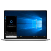 Laptop 2-in-1 DELL 13.4'' XPS 13 (7390), UHD+ Touch, Procesor Intel® Core™ i7-1065G7 (8M Cache, up to 3.90 GHz), 16GB DDR4, 512GB SSD, Intel Iris Plus, Win 10 Pro, Silver, 3Yr BOS