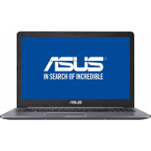 Laptop ASUS VivoBook Pro N580GD-E4480, 15.6 FHD, Intel Core i7-8750H, NVIDIA GeForce GTX 1050 4GB GDDR5, RAM 8GB DDR4, SSD 512GB, Endless OS