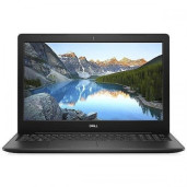 Laptop Dell Inspiron 3583, Intel Core i7-8565U, 15.6inch, RAM 16GB, SSD 512GB, Intel UHD graphics 620, Linux, Black