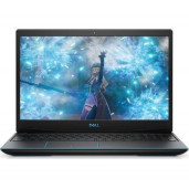 "Laptop Dell Inspiron G3 3590, Intel Core i5-9300H, 15.6"", RAM 8GB, SSD 512GB, nVidia GeForce GTX 1050 3GB, Linux, Eclipse Black"