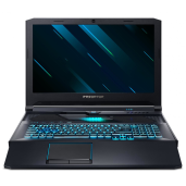 Laptor Acer Predator PH717-71, Intel Core i9-9980HK, 17.3inch, RAM 16GB, SSD 1TB, nVidia GeForce RTX 2080 8GB, Windows 10, Abyssal Black
