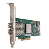 HBA Dell QLogic 2562 Dual Port 8Gb Optical Fibre Channel HBA Full Height CusKit 14G