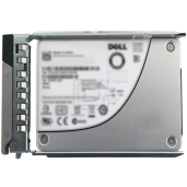 SSD Dell 3.84TB SAS Mix Use MLC 12Gbps 2.5in Hot-plug Drive, PX04SV, Cus Kit, 13G