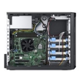 Sistem server Dell PowerEdge Dell T140, Intel Xeon E-2124 3.3Ghz, 16GB RAM, H330, 1TB HDD, 3YR Next Business Day Onsite